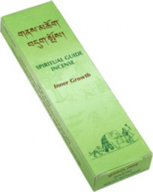 Gangchen | Tibetan Incense | Spiritual Guide | Inner Growth  | 20 Sticks | Made in Nepal
